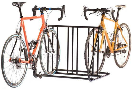 Image of Saris Parking Mighty Mite 6 Bike Storage Rack - 6 Bikes