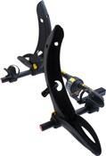 Image of Saris Thelma 2 Bike Hitch Mount Car Rack - 2 Bikes