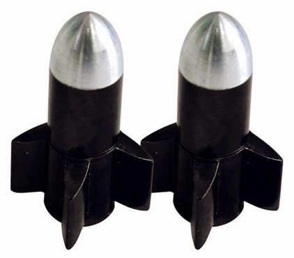 Image of Savage Alloy Anodised Valve Caps