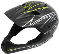 Image of Savage Full Face BMX Helmet 2015