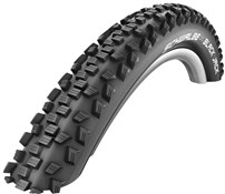 "Image of Schwalbe Black Jack 20"" Tyre With Puncture Protection"