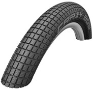 "Image of Schwalbe Crazy Bob Performance Dual Compound Wired 20"" Dirt Jump Tyre"
