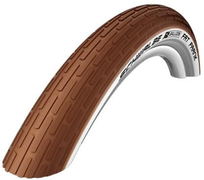 Image of Schwalbe Fat Frank K-Guard SBC Compound Active Wired Urban MTB Tyre