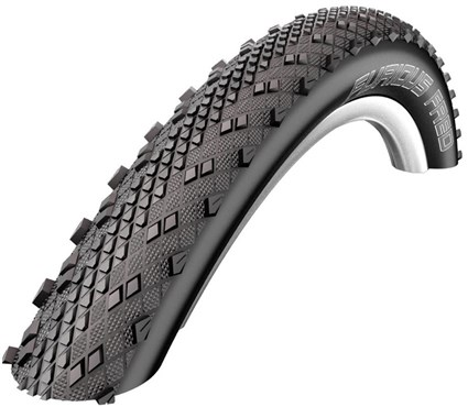 "Image of Schwalbe Furious Fred Evoultion PaceStar Tubeless Ready XC SL SemiSlick Folding 26"" MTB Tyre"