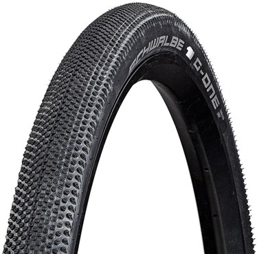 Image of Schwalbe G-One Evolution MicroSkin OneStar Tubeless Ready Folding Tyre