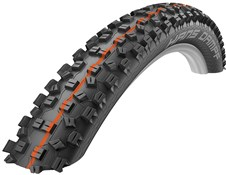 "Image of Schwalbe Hans Dampf Addix Soft Snakeskin TL 26"" MTB Tyre"