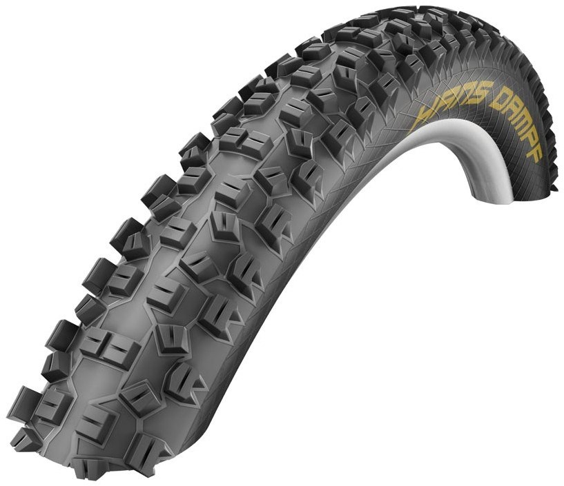 "Schwalbe Hans Dampf  Performance Dual Compound Folding 26"" Off Road MTB Tyre"