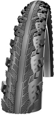 Image of Schwalbe Hurricane MTB Urban 26 inch Kevlar Guard Tyre With Reflective Sidewalls