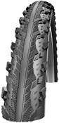 Image of Schwalbe Hurricane Raceguard Dual Compound Performance Wired 700c Hybrid Tyre
