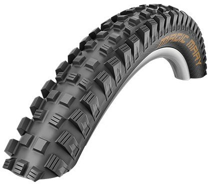 "Schwalbe Magic Mary SnakeSkin Tubeless Easy TrailStar Evo 26""  MTB Off Road Tyre"