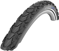 Image of Schwalbe Marathon Cross RaceGuard E-25 SpC Performance Wired 700c Hybrid Tyre