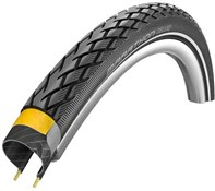 Image of Schwalbe Marathon Deluxe Reflex RoadStar Reflective Double Defense Folding Tyre