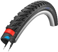 Image of Schwalbe Marathon GT 365 DualGuard E-50 FourSeason Performance Wired Hybrid Tyre