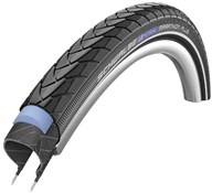 "Image of Schwalbe Marathon Plus SmartGuard E-25 Endurance Performance Wired 26"" Urban MTB Tyre"