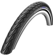 Image of Schwalbe Marathon Racer RaceGuard E-25 SpeedGrip Performance Wired Tyre