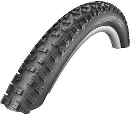 "Image of Schwalbe Nobby Nic Performance Dual Compound Wired 26"" Off Road MTB Tyre"