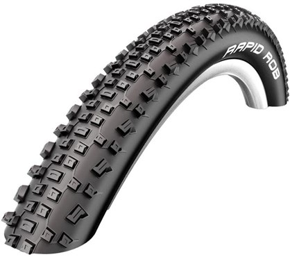 Image of Schwalbe Rapid Rob K-Guard SBC Active Wired Cyclocross Tyres