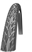 Image of Schwalbe Road Cruiser Reflex MTB Tyre With Reflective Sidewalls