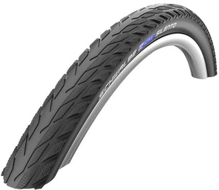 Schwalbe Silento K-Guard SBC Compound Active Wired 700c Hybrid Tyre