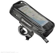 Image of Scosche handleIT Pro Weather-Resistant Handlebar Mount for Mobile Devices