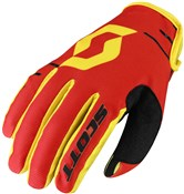 Image of Scott 350 Dirt Long Finger Cycling Gloves