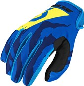 Image of Scott 350 Race Long Finger Cycling Gloves