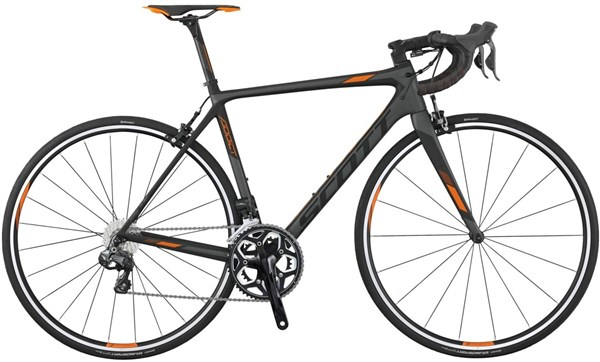 Image of Scott Addict 15 Di2 2017 Road Bike