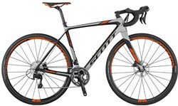Image of Scott Addict CX 20 Disc  2017 Cyclocross Bike