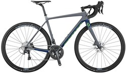Image of Scott Addict Gravel 20 Disc 2017 Road Bike