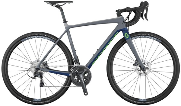 Scott Addict Gravel 20 Disc 2017 Road Bike