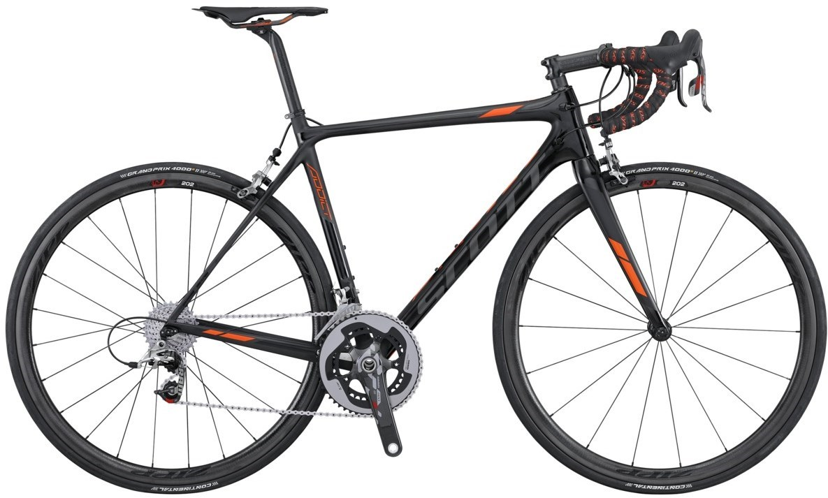 Scott Addict SL  2016 Road Bike