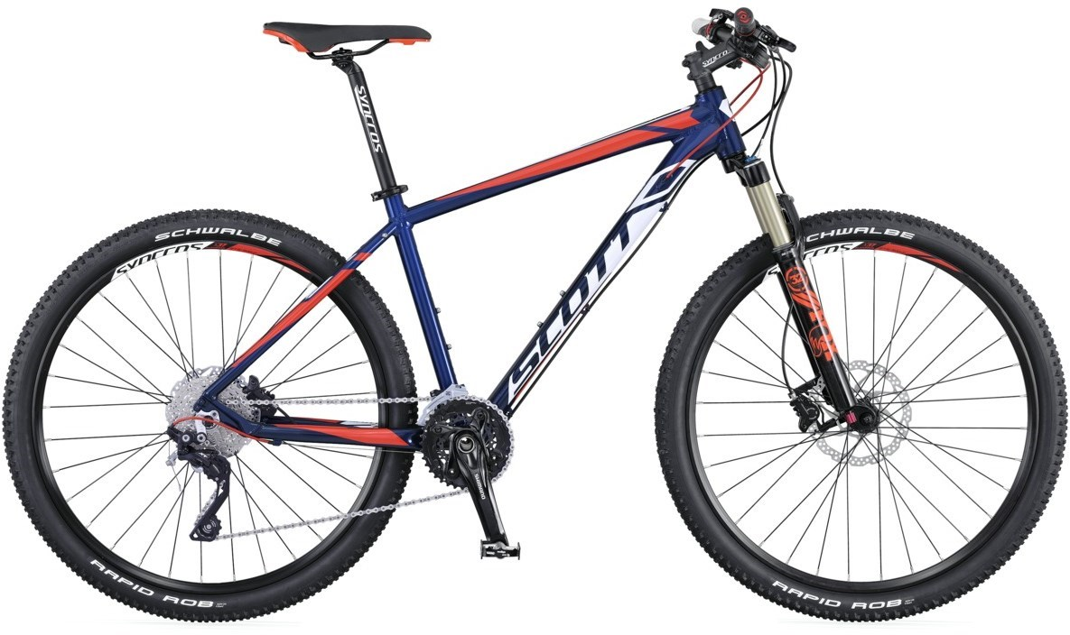 Scott Aspect 700  2016 Mountain Bike