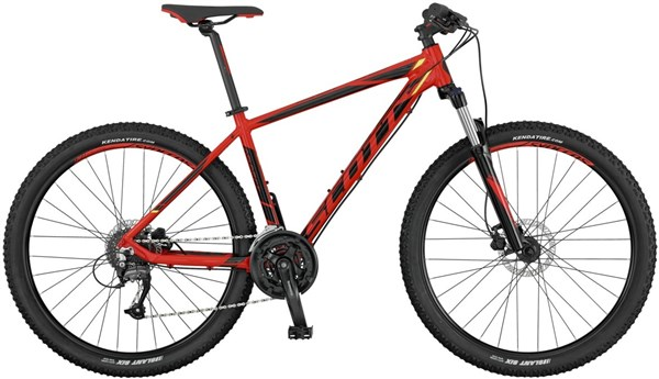Image of Scott Aspect 750 27.5 2017 Mountain Bike
