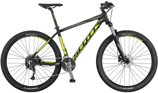 Image of Scott Aspect 940 29er 2017 Mountain Bike