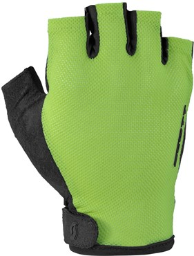 Image of Scott Aspect Sport Short Finger Junior Cycling Gloves