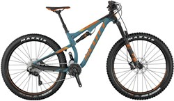 Image of Scott Contessa Genius 710 Plus 27.5 Womens 2017 Mountain Bike