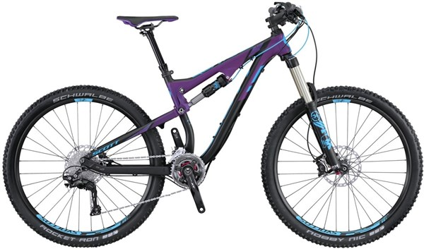 Image of Scott Contessa Genius 710 Womens  2016 Mountain Bike