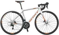 Image of Scott Contessa Solace 25 Disc Womens 2017 Road Bike