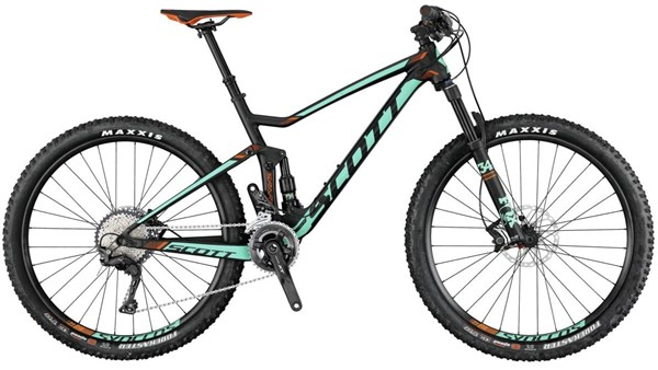 Image of Scott Contessa Spark 720 27.5 Womens 2017 Mountain Bike