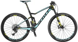 Image of Scott Contessa Spark RC 700 27.5 Womens 2017 Mountain Bike