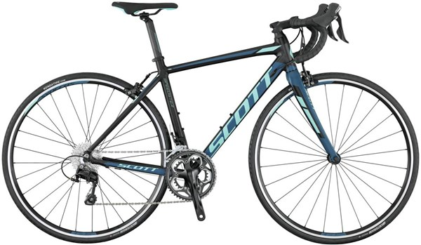 Scott Contessa Speedster 15 Womens 2017 Road Bike