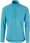 Image of Scott Defined Warm Long Sleeve Cycling Pullover