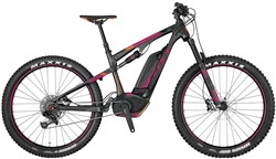 Image of Scott E-Contessa Genius 720 Plus 27.5 Womens 2017 Electric Mountain Bike