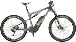 Image of Scott E-Genius 710 Plus 27.5 2017 Electric Bike
