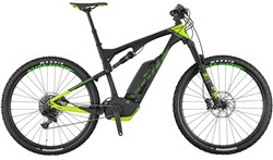 Image of Scott E-Genius 910 29er 2017 Electric Bike