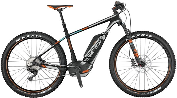 Image of Scott E-Scale 710 Plus 27.5 2017 Electric Bike