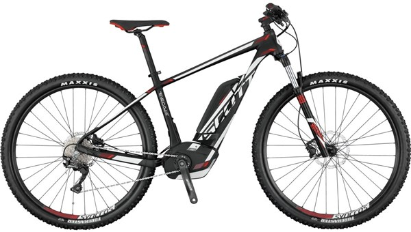 Image of Scott E-Scale 930 29er 2017 Electric Bike