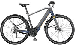 Image of Scott E-Silence Speed 10 2017 Electric Bike