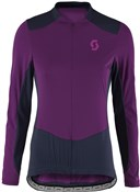 Image of Scott Endurance 20 Long Sleeve Womens Cycling Shirt / Jersey