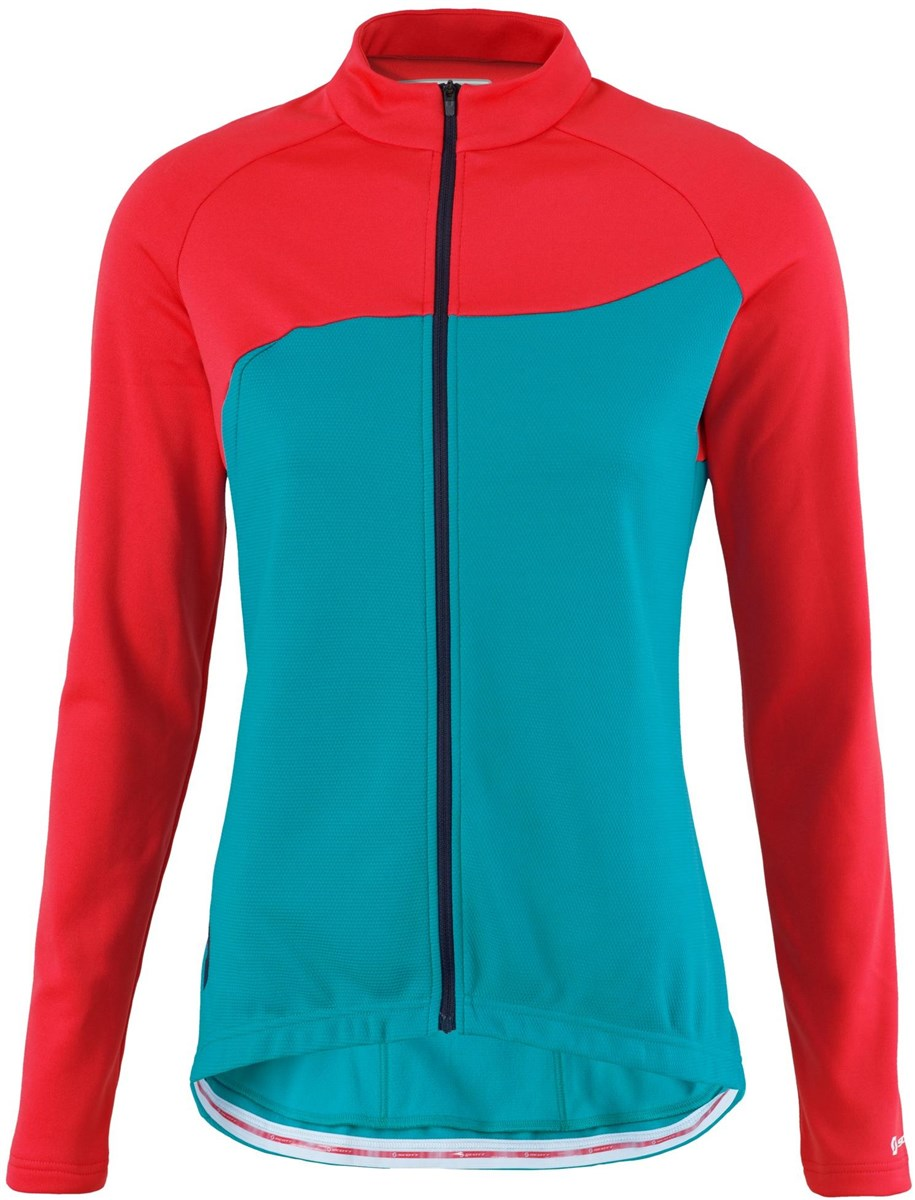 Scott Endurance AS 10 Long Sleeve Womens Cycling Jersey